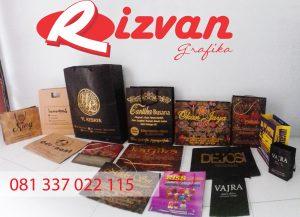 Contoh Paper bag Bali Rizvan Grafika 1
